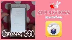 Camera 360 App Review [Whats App Wednesday] | Rachybop