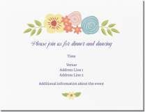 Get inspired by 2311 professionally designed Save the Date Invitations & Announcements templates. Customize your Invitations & Announcements with dozens of themes, colors, and styles to make an impression. Flower Invitation, Wedding Invitation Design, Wedding Reception Cards, Wedding Ideas, Natural Hair Twists, Floral Flowers, Save The Date, House Warming, Announcement