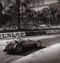 Fangio circuit de Pau