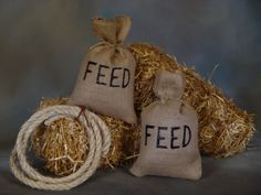 This is seriously one of my favorite shops!  Check out all of her cool props! Country Western Burlap Feed sacks and by RockinRphotoprops, $20.00