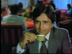 One of Shashi Kapoor's best ever performances in Kalyug.