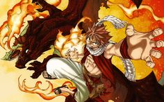 Fairy Tail Natsu Wallpapers Widescreen with High Definition Resolution 1920x1200 px 853.09 KB