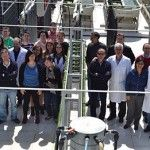 A team of scientists from the Group of Marine Microalgae Biotechnology of the University of Almería (UA) developed a process to obtain microalgae that increased biomass production that is rich in polyunsaturated fat for aquaculture species. - See more at: http://aquaculturedirectory.co.uk/marine-microalgae-biomass-production-boosted-for-aquaculture-feed/#sthash.45ZK9XTP.dpuf
