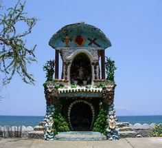 Virgin Mary Altar, Dili, East Timor | Flickr - Photo Sharing!