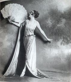 Irene Castle, 1922 by Gatochy