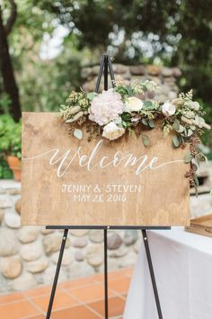 Venue: Rancho Las Lomas - www.stylemepretty... Event Planning: LVL Weddings & Events - www.stylemepretty... Floral Design: Oak And Owl - www.stylemepretty... Read More on SMP: www.stylemepretty...