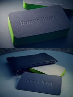 50 Awesome Must See Business Card Designs   designrfix.com