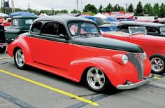 ◆1939 Chevrolet Coupe◆