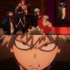 The League of Villains & Katsuki Bakugou || Boku no Hero Academia