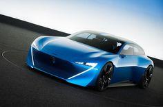 Peugeot Instinct shooting brake concept | Peugeot Concept previews the French brand's future autonomous plans; set to make public debut at Geneva motor...