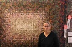 GRAYWOOD DESIGNS: Blooming Nine Patch -- A Winning Quilt!