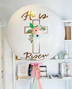 He is Reason Jumbo Balloons, Christmas Bulbs, Holiday Decor, Home Decor, Decoration Home, Christmas Light Bulbs, Room Decor, Home Interior Design, Home Decoration