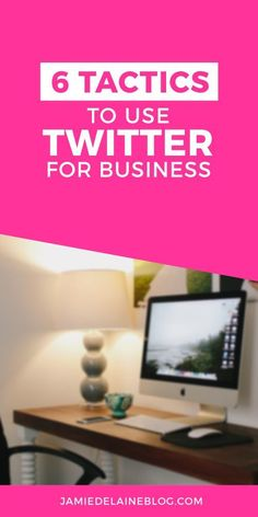 6 Tactics to Use Twitter for Your Business by Jamie Delaine Watson #twittertips  - Read and REPIN: http://jamiedelaineblog.com/post/25598/ways-to-use-twitter-for-business/