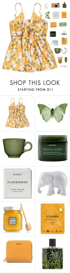 """""""good reason, contest entry - #spf982kcontest"""" by lost-on-the-horizon ❤ liked on Polyvore featuring Fujifilm, Fiesta, Aveda, Byredo, The Elephant Family, Laura Mercier, Starskin, Furla, Nest and Forever 21"""