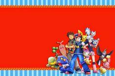 invitaciones de pokemon para imprimir 4