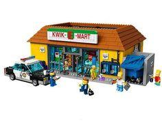 #Lego #LEGO® #71016   LEGO The Simpsons Kwik-E-Mart      Hier klicken, um weiterzulesen.  Ihr Onlineshop in #Zürich #Bern #Basel #Genf #St.Gallen