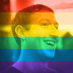 Foto de perfil de Zuckerberg (Foto: Reprodução)