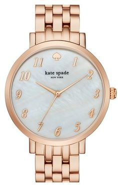 kate spade new york watch -  Rose Gold