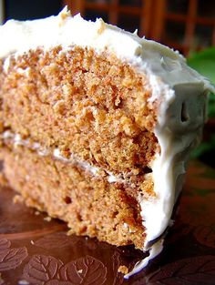 This seems like an easy to make carrot cake recipe.