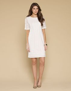 For Kate's Roamer Day Dress by Zimmermann, this is the Rosalie Broderie Dress in White by Monsoon. Thx to Erica on Twitter for the tip!