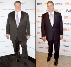 John Goodman's fitness guru, Mackie Shilstone, revealed how he helped the actor drop an impressive 100 pounds -- get the details! - HE LOOKS AWESOME !!!!
