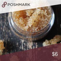 Vanilla Sugar Lip Scrub Made with all natural ingredients :) sorry no trades. Lush Makeup Lip Balm & Gloss