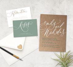 blog lamplighter london wedding stationery