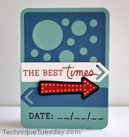 Best Time Story Card