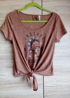 Kup mój przedmiot na #vintedpl http://www.vinted.pl/damska-odziez/koszulki-z-krotkim-rekawem-t-shirty/16194101-koszulka-denim-co-r-ml