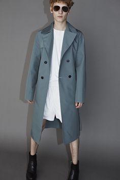 Acne Studios Spring 2016 Menswear Fashion Show