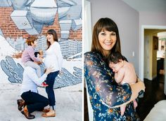 Belly + Baby - Photographs of Moms, Dads, and Their Babies - Stylish & Hip Kids Photography