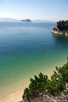 "Beautiful small Japanese island with a dark history and ... hundreds of cute bunnies: Okunoshima a.k.a. ""Rabbit Island""."
