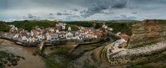 Staithes Harbour Low Tide by Nigel Lomas on 500px