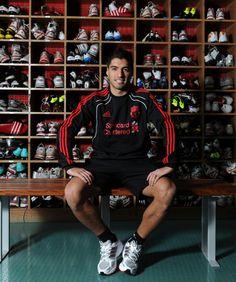 Luis Suarez: The Kop's new hero