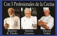Restaurantes y Hoteles Con Encanto By Ale Feldman: Tres Prestigiosos Cocineros Visitan la ciudad de M...