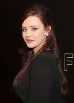 Celebrity and Supermodel Pics: Katherine Langford (from 13 Reasons Why) Most Beautiful Faces, Beautiful Girl Image, Beautiful Celebrities, Beautiful Actresses, Cute Beauty, Beauty Full Girl, Beauty Women, Cl Instagram, Olivia Cooke