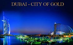 Gold is bought and sold throughout the world over 5000 years. Various cities and markets trade in investment gold for centuries . But only one city in the world is well known as the city of gold, it is Dubai, Dubai - City of Gold.
