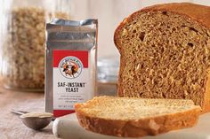 King Arthur Bread Recipes New Old Fashioned Oatmeal Bread Recipe Rustic Sourdough Bread Recipe, Rye Bread Recipes, Bread Machine Recipes, Flour Recipes, Snacks Recipes, Cooking Recipes, Healthy Recipes, Bread Recipe King Arthur, King Arthur Flour