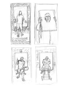 Line by Line - great 10-part series by James McMullan on the basics of drawing,  beginning with line, perspective, proportion and structure