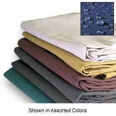 "8' X8' Sf 9.93 Oz Water Resist Canvas Tarp Brown by Mauritzon, Inc.. $26.95. 8' X8' Sf 9.93 Oz Water Resist Canvas Tarp Brown Water resistant canvas tarpaulins protect or conceal your equipment or supplies while eliminating condensation. Canvas tarpaulins are water-resistant, yet breathable and strong. All double-stitched seams and hems with brass tie-down grommets spaced approximately 24"" apart all around. Custom sizes available upon request. Notes: These canvas tarps not suita..."