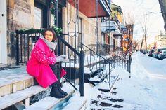 Le Plateau, Montreal Montreal, North America, Fashion, Moda, Fashion Styles, Fashion Illustrations