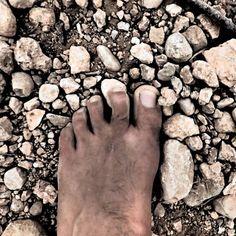 Mimetización. #running  #barefootrunning  #trailrunning  #trail