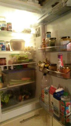 Binnenkant koelkast