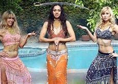 samba dancers hollywood - Bing images