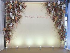 Wedding Backdrop Design, Wedding Wall Decorations, Engagement Decorations, Backdrop Decorations, Birthday Decorations, Backdrops, Wedding Blog, Wedding Planner, Dream Wedding Dresses