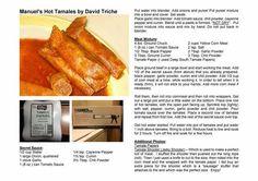 manuel s hot tamales new orleans coaster etsy