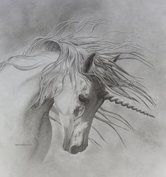 Unicorn by Hazel Colton