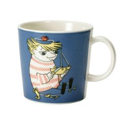 Mummi Krus Too-ticki - Tove Slotte-Elevant - Arabia - RoyalDesign. Moomin Shop, Moomin Mugs, Scandinavian Kitchen, Scandinavian Design, Classic Dinnerware, Tove Jansson, Simile, Marimekko, Ceramic Cups
