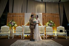 Pernikahan Tema Rustic -