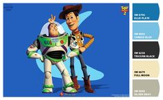 Toy Story Room: Paint colors from Chip It! by Sherwin-Williams Toy Story Bedroom, Toy Story Nursery, Big Boy Bedrooms, Kids Bedroom, Bedroom Ideas, Toddler Rooms, Kid Rooms, Baby E, Disney Magic Kingdom